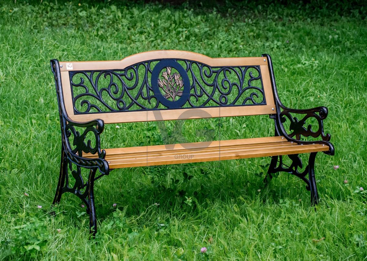 Огородная скамейка